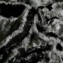 Black - Short Pile Fur